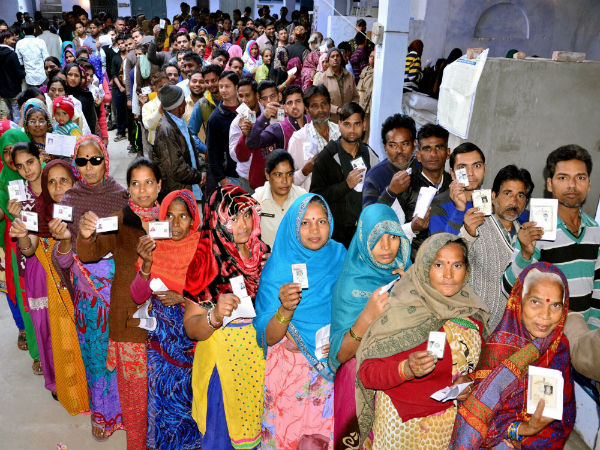 10% voter turnout in UP assembly polls till 9 AM